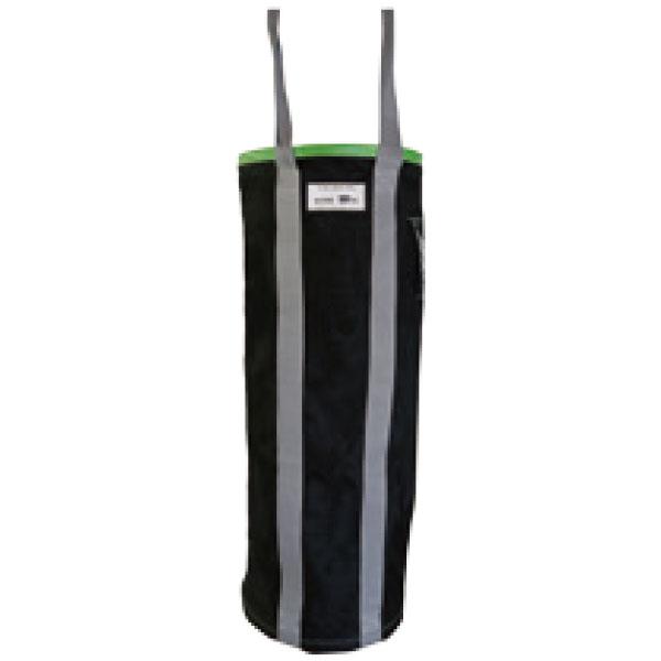 N-バッグφ350×1000 黒 /グリーン 8907