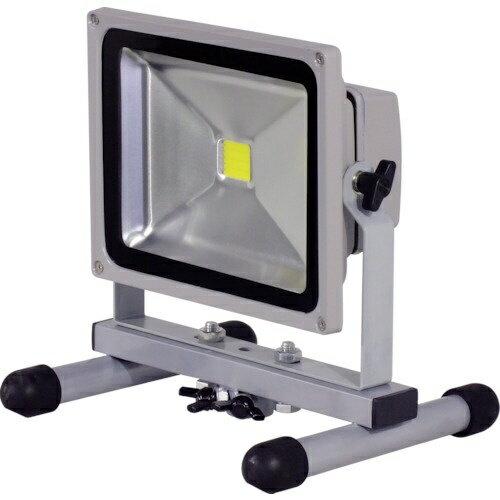LED作業灯 30W 床スタンド式 日動工業
