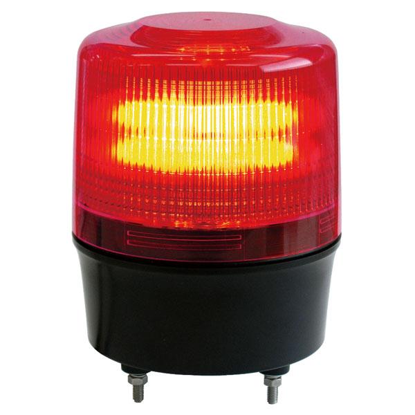 【ファッション通販】 LED回転灯 ニコトーチ120 VL12R型120 赤 日恵製作所(NIKKEI) VL12R-100NJ2R, 根占町 9512e0a6