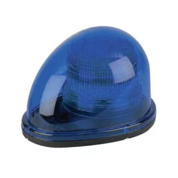 車載用LED警告灯 25W 青 NY9256-1B