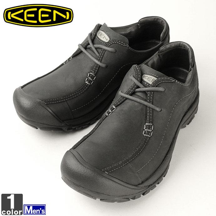 メイルオーダー ■KEENのレザーシューズ PORTSMOUTH II スリッポン 人気海外一番 キーン KEEN メンズ 1013961 ローカット シューズ 2 チロリアンシューズ 2012 ポーツマス レザーシューズ 革靴