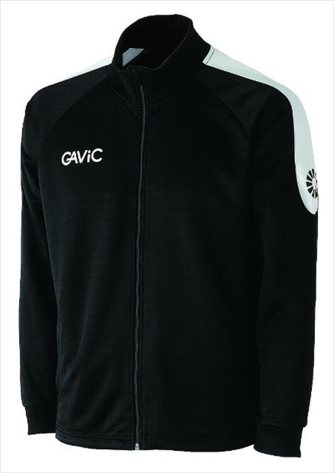 GAVIC (ガビック) AKウォーミングトップ(フルZIP) BKWH GA0616 1712 キッズ ジュニア 子供 子ども サッカー フットサル ウェア
