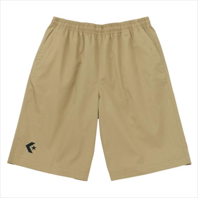 CONVERSE (コンバース) チノハーフパンツ 3200 CB212811E 1803 バスケットボール ポロシャツ