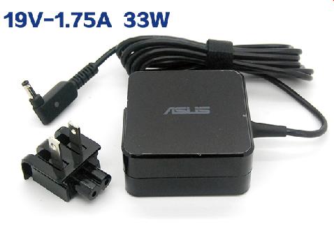 ASUS UX21A UX42VS UX50 UX52VS S200用 永遠の定番モデル 33W 電源アダプタ 丸型 外径約4.0mmФ 内径1.35mmФ 純正新品 X102BA MA 毎日がバーゲンセール F102B C200MA C300MA X200CA 19V TP401NA E402MA X202E R416SA E203NAH F200CA X453SA X201E R413SA 用 X553SA L406S TP203NA 1.75A ACアダプター E403SA LA