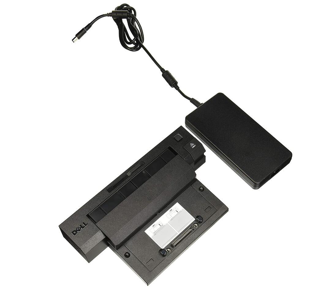 Dell Latitude E-Port PlusリプリケーターPR02X 240W ACアダプター付