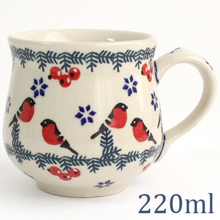 生产公司杯 S 0.22 L K52-吉尔红鸟波兰陶器波兰餐具