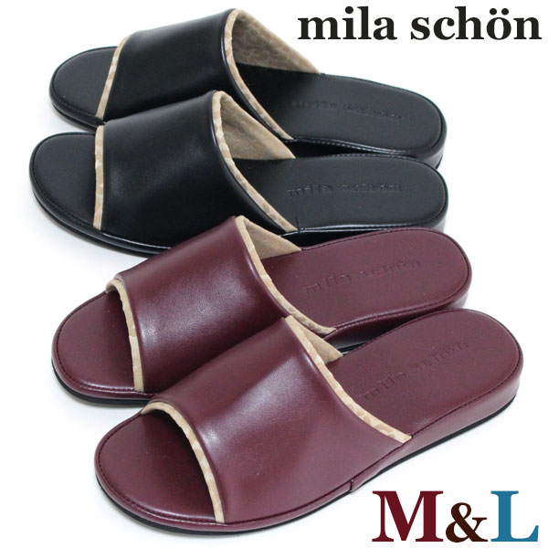 ac02e63c955 Product made in slipper fake leather men gap Dis Japan where スリッパピラータ M L  Mila Schon mira schon sandals type is stylish