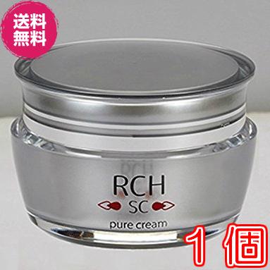 【送料無料】RCH SC ピュアクリーム《30g、美容液 、ヒト脂肪間質細胞順化培養液》