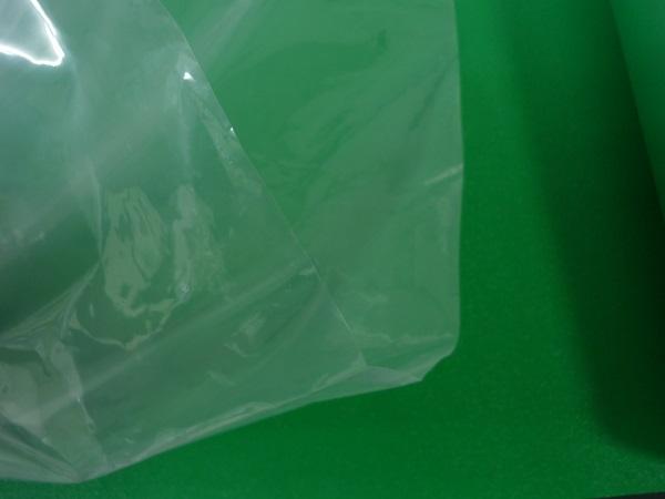 ポリ袋 ポリ ポリエチレン PE 透明袋 ヨーポリ袋 大洋社 厚み0.08mm×幅500mm×深さ800mm×200枚入