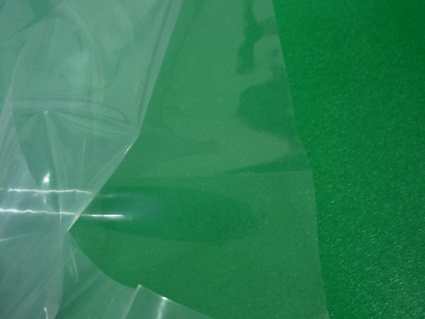 厚手 透明 ポリ袋 ポリ ポリエチレン PE 透明袋 ヨーポリ袋 大洋社 厚み0.1mm×幅650mm×深さ850mm×100枚入