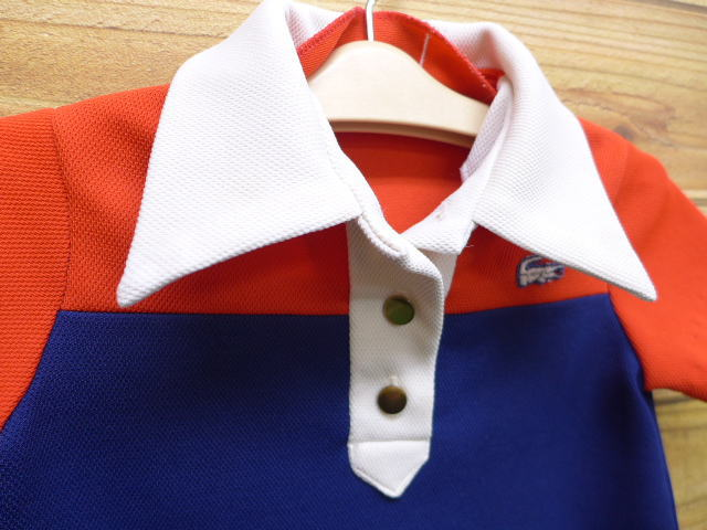 ea1e24a82 古着屋RUSHOUT ビンテージメンズレディース古着通販  product number  lba18030192  brand name  Old  clothes kids children s clothes polo shirt Lacoste ...
