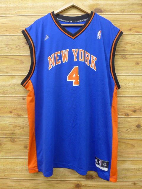 7c149e577ad6a RUSHOUT  Old clothes tank top Adidas adidas NBA New York Knicks Chan ...