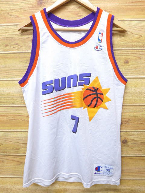 kevin johnson basketball jersey