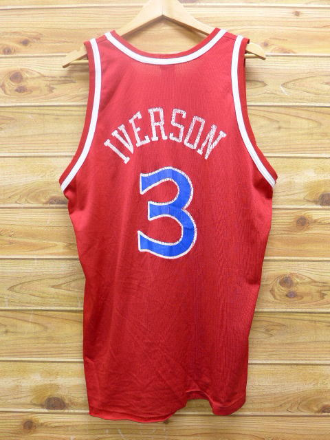 8c97aaa0b09 RUSHOUT: Old clothes vintage tank top champion Champion NBA ...