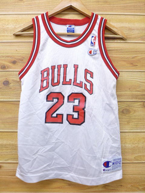 RUSHOUT  Old clothes tank top champion Champion NBA Chicago Bulls 23 ... 5465f3196