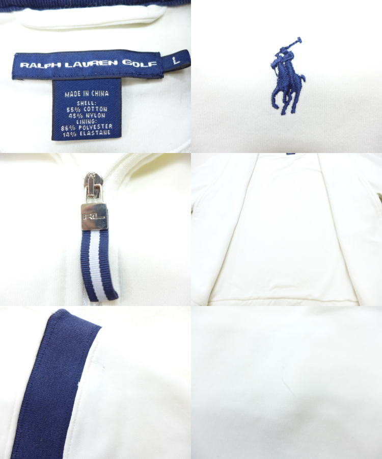 482b7a9ec7 古着屋RUSHOUT ビンテージメンズレディース古着通販  product number  lou18042550  brand name  Old  clothes Lady s jersey Ralph Lauren ...