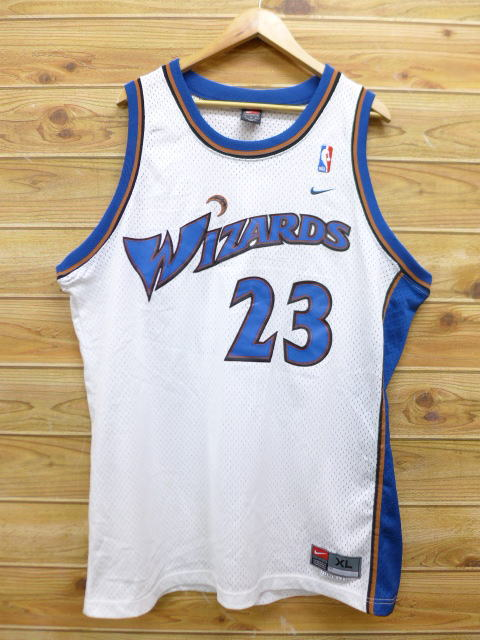 eb8048246411 RUSHOUT  Old clothes tank top Nike NIKE NBA Washington Wizards ...