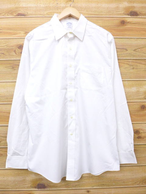 dd601066d1 RUSHOUT  Old clothes long sleeves shirt Brooks Brothers BROOKS ...