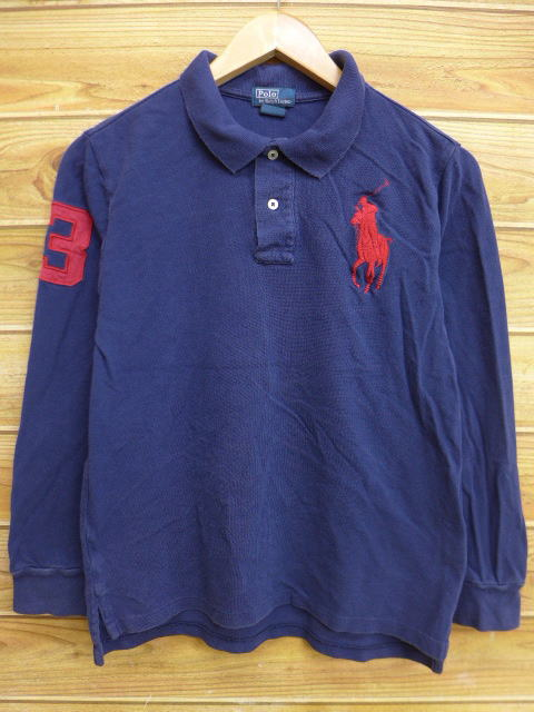 ClothesIn Ralph The Fall Winter Sleeves Shirt And Old Lauren Long Big Spring Autumn Pony Polo Summer 0PnkwO