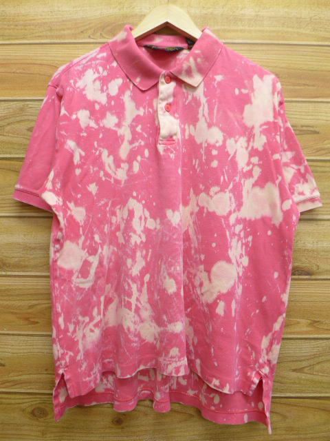 debbe58b It is short sleeves tops | in the spring clothing spring clothes summer  clothing summer clothes 90s in old clothes brand polo shirt Eddie Bauer  pink ...