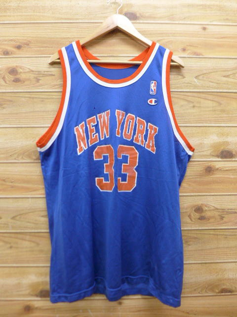 19bb4acabd9cf RUSHOUT  Old clothes tank top champion Champion NBA New York Knicks ...