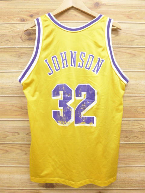 87ee25e9f RUSHOUT  Old clothes tank top champion Champion NBA Los Angeles ...