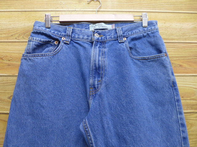 95fc3b6e 古着屋RUSHOUT ビンテージメンズレディース古着通販 [product number] par18091736 [brand name] W32  ☆ old clothes jeans Levis Levis 559 denim