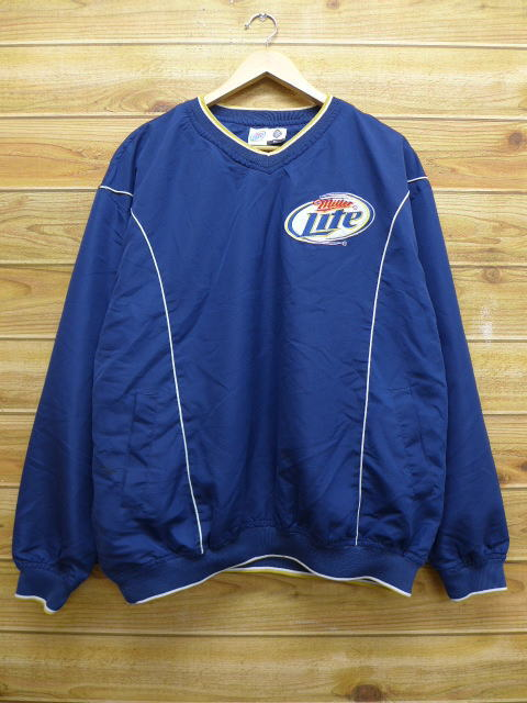 fd959c24f RUSHOUT  Old clothes long sleeves tops mirror light beer big size ...