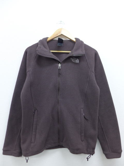 6539c1b7a988 RUSHOUT  Old clothes Lady s fleece jacket North Face THE NORTH FACE ...