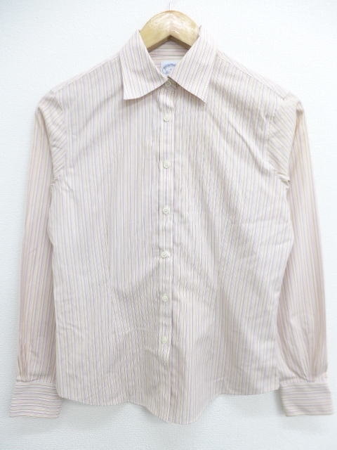 eb22d8fff5 RUSHOUT  Old clothes Lady s long sleeves shirt Brooks Brothers ...