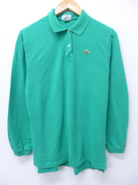 6220349b It is clothes | in autumn in the fall and winter spring clothes in the  spring and summer old clothes Lady's long sleeves polo shirt Lacoste  LACOSTE ...