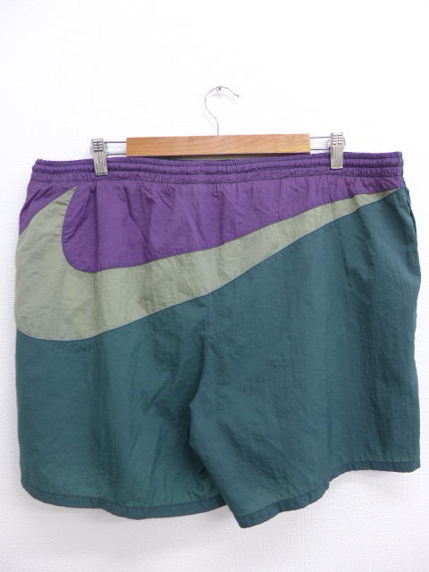 810d4f607a RUSHOUT: Old clothes short pants swimsuit swimming shorts Nike NIKE ...
