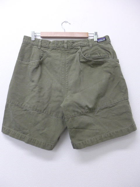 factory outlet for whole family quality products RUSHOUT: Old clothes short pants shorts Patagonia patagonia duck ...