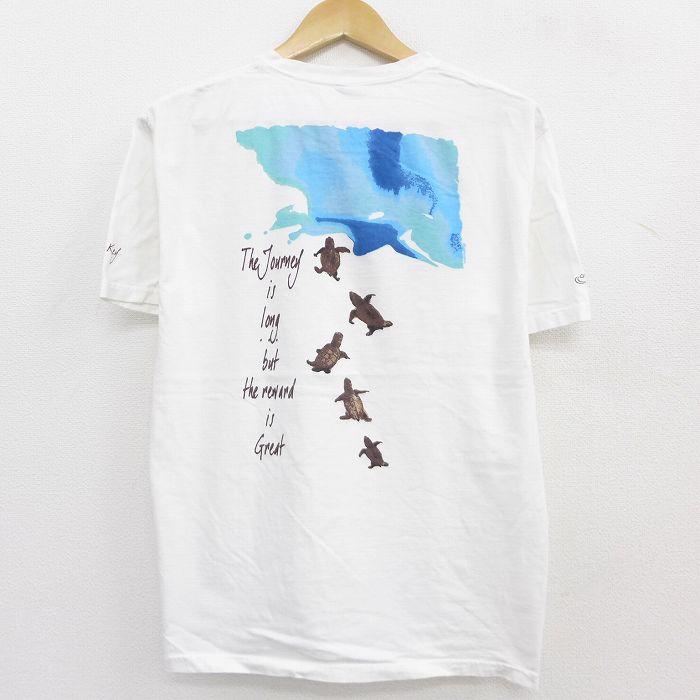 古着 半袖 ビンテージ Tシャツ メンズ 再入荷/予約販売! 00年代 格安 価格でご提供いたします 00s カメ コットン クルーネック 白 21jul14 中古 ヴィンテージTシャツ 丸首 Lサイズ 半袖ティ 夏服 メンズファッション ティーシャツ 半袖Tシャツ 夏物 ティシャツ 春夏 メンズTシャツ ホワイト カットソー