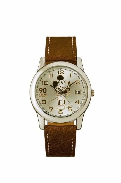 ミッキー生誕90周年記念腕時計 Mickey 90th watch 3G1688U-013 ディズニー 90周年記念シリーズ