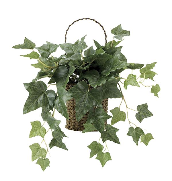 《アートグリーン》《人工観葉植物》光触媒 光の楽園 壁掛アイビー