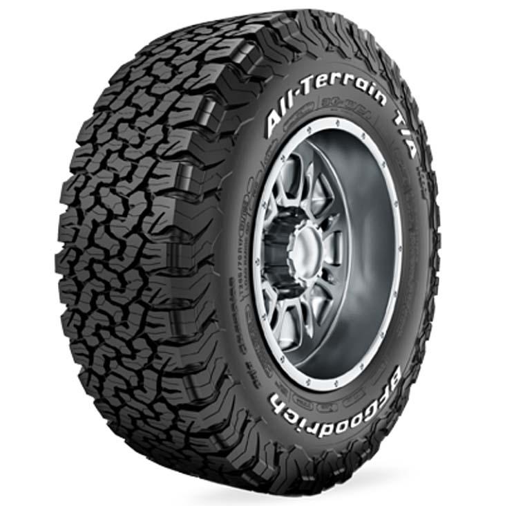 BF Goodrich All-Terrain T/A ko2LT235/85R16 120/116S(4本セット)