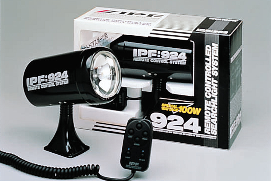 IPF Spot Lamp/924 SEARCH LIGHT(12V)