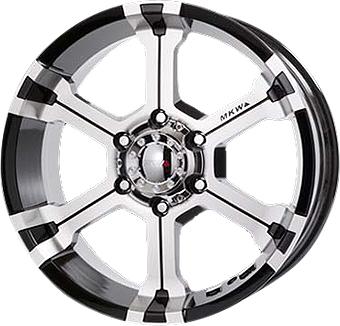 MK-36 Diacut Gloss Black (8.0Jx18 +20 6H139.7)