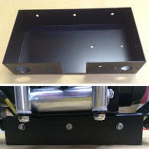 WARN Power Sports PV45&45-S用 マルチマウントキャリア用コントロール部収納BOX
