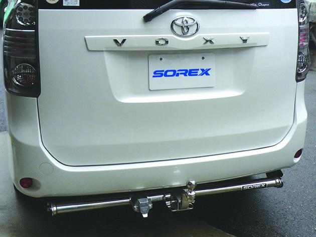<title>ステンレスメンバーの最上級モデル SOREXステンレスヒッチメンバーノア VOXY 2WD 型式 ZZR70G W ランキングTOP10</title>