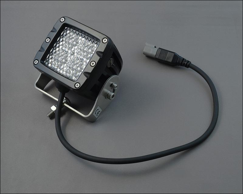 IPF LED 2INCH CUBE 600 シリーズ600シリーズ 2インチLEDバックランプ