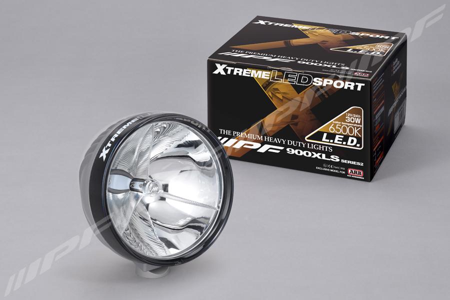 IPF XTREME LED SPORT 900XLS2エクストリームLEDスポーツ 900XLSS2(スポット配光)