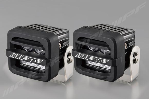 [LEDライト600シリーズ] IPF LED 2INCH CUBE 600 シリーズ600シリーズ 2インチLEDドライビングランプ S-632