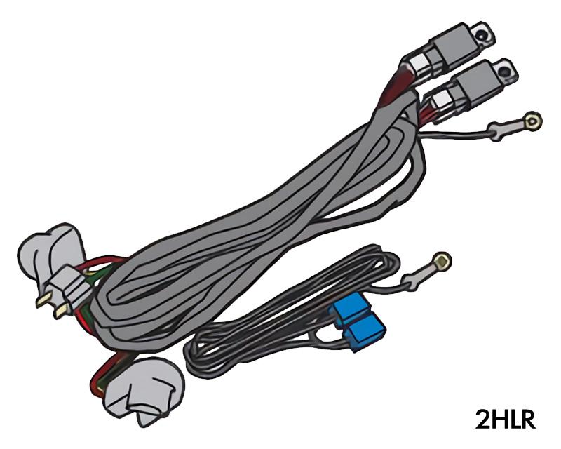KOITO 丸型2灯式12V用リレーキット