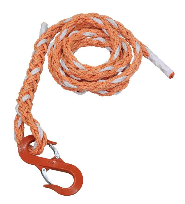 パワーカーロープ4.5t & S字フック(大)セット