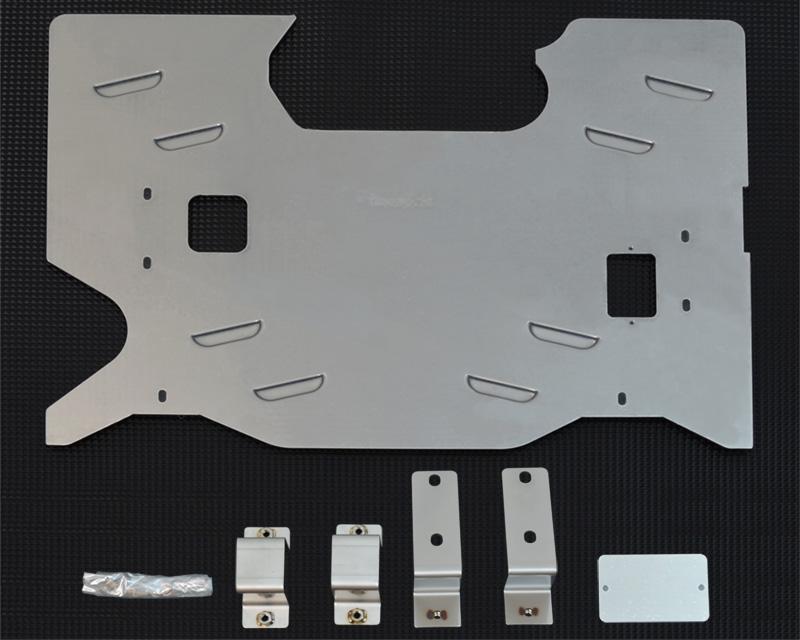 タニグチ製 エンジンアンダーカバー(スズキ・ジムニー JB23)