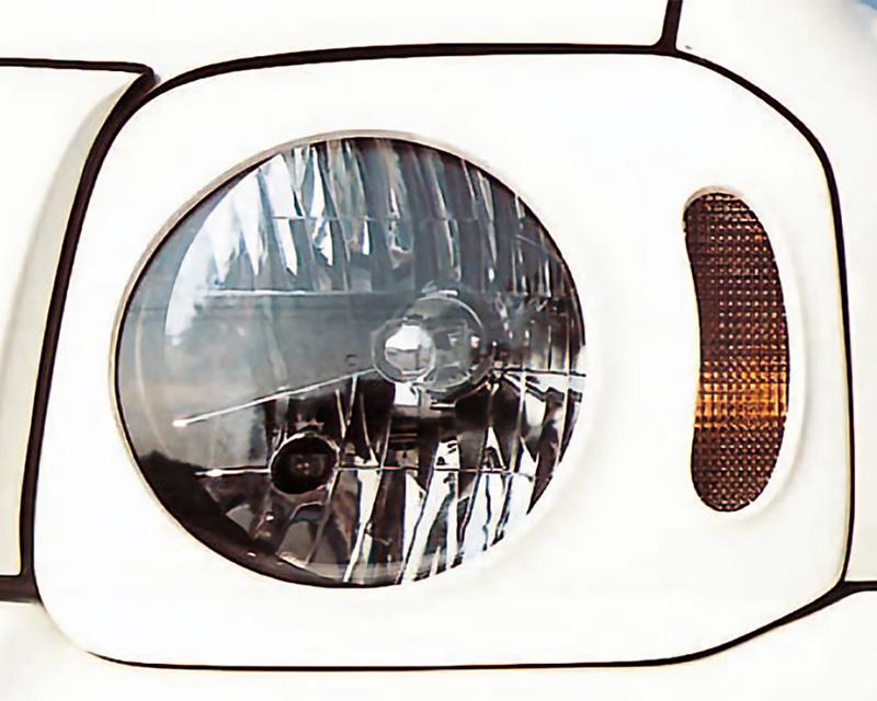 タニグチ製 FRPヘッドライトカバー(スズキ・ジムニー JB23/33/43)