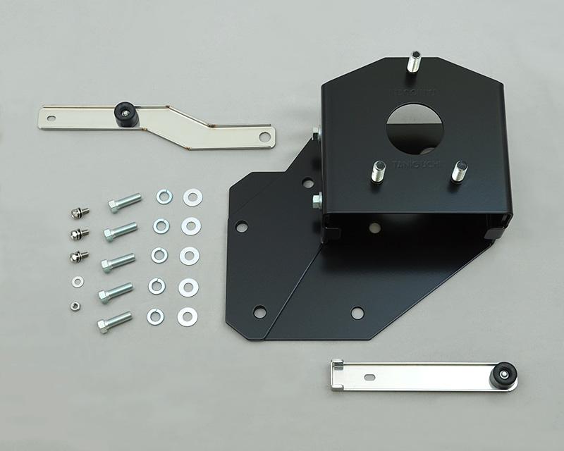 タニグチ製 スペアタイヤ移動キット・表向き用(スズキ・ジムニー JB23)