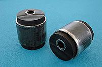 タニグチ製 キャスターブッシュ2.5 2個セット(スズキ・ジムニーJA12/22, JB23/32/33/43, JB64/74)